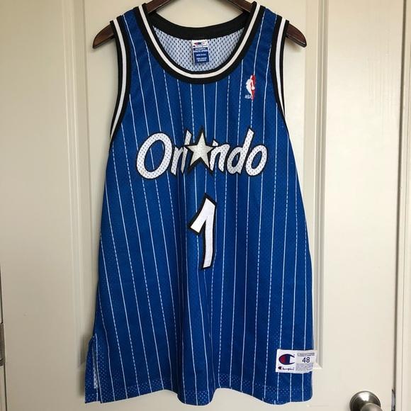 43a0ad7d8 Champion Other - Vintage Orlando Magic Hardaway Champion Jersey